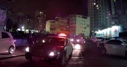 男逛瑞豐夜市遭擄 16警車趕赴搶救