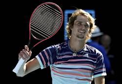 澳網》用一盤代價換勝利 22歲好手首闖四大賽4強