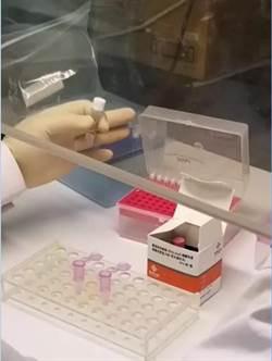 大陸新型冠狀病毒核酸檢測試劑盒將上市 30分鐘可得結果