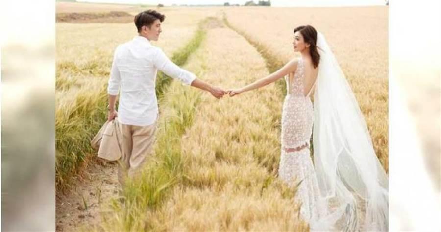修杰楷和賈靜雯是人人稱羨的銀色夫妻。(圖/賈靜雯AlyssaChia臉書)