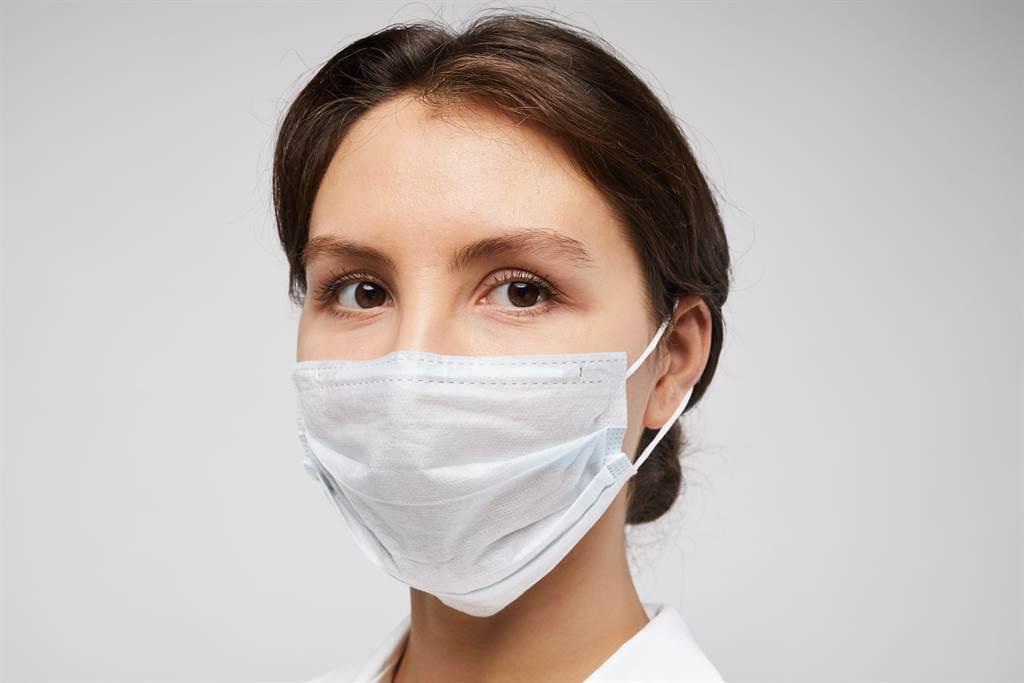 5大市面常見口罩 這3種細菌照樣入侵。(圖/Shutterstock)