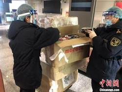 2020武漢風暴》拉薩海關開綠色通道 驗放首批進境疫情防控物資
