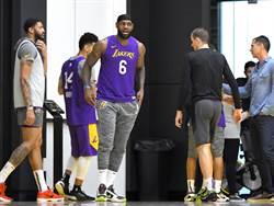 NBA》為了布萊恩!詹皇宣誓本季摘冠