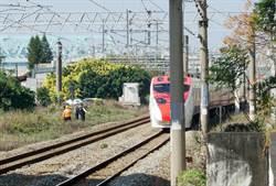 開工第一天 台鐵烏日站 男跌落鐵軌遭普悠瑪撞死