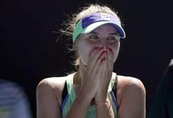 澳網》球后落難 芭蒂無緣爭冠