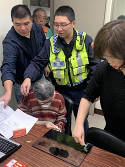 頭份警分局春節期間服務不打烊  民眾感受警方關懷愛心