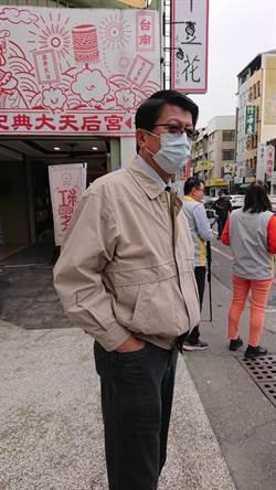 改革重於改選 謝龍介臉書宣布放棄參選黨魁