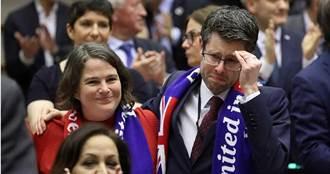 英國31日正式脫歐!全場起立大合唱歡送…眾議員悲喜交雜