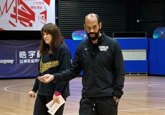 亞洲盃》中華男籃開訓 積極徵召劉錚與林韋翰