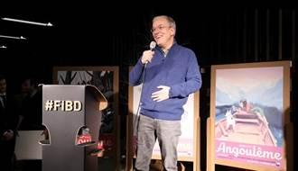 獲安古蘭大獎 法國漫畫家艾曼紐歡喜開唱