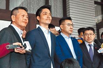 青壯世代逆襲 蔣萬安參選書記長