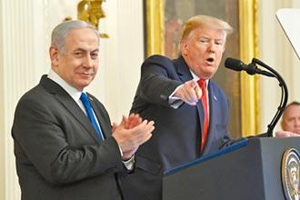 2缺1 中東和平計畫胎死腹中
