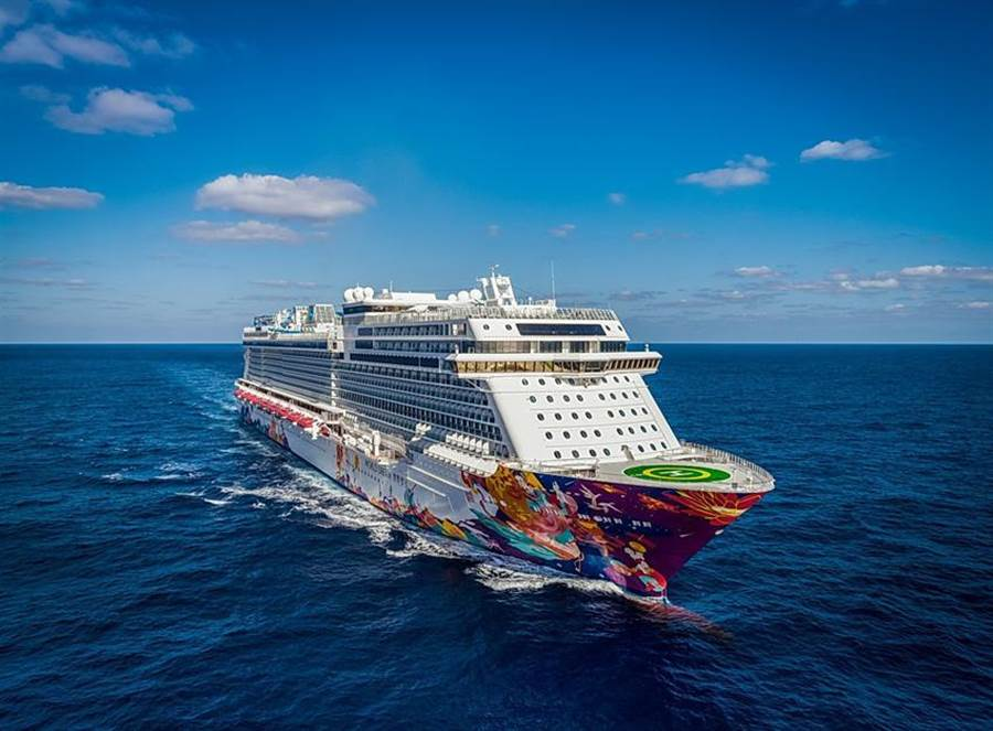 為深耕台灣市場,原本預訂在3月下旬來台的亞洲最大郵輪、15萬噸的星夢郵輪「世界夢號」已決定提早自2月11日起來台載客。(圖/星夢郵輪)