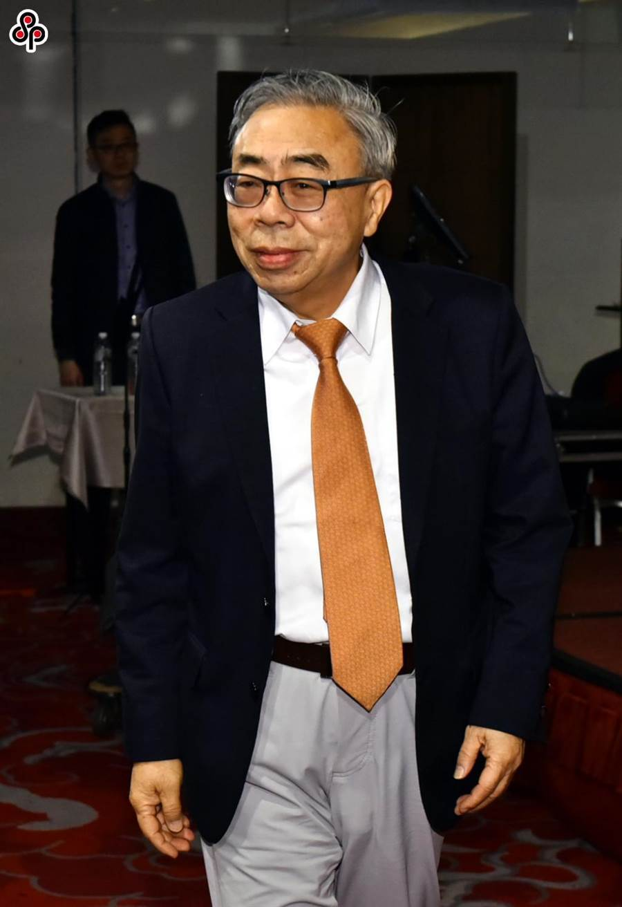工總理事長王文淵。本報資料照片