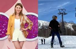 小禎北海道遇雪崩 報平安曬影片網問「誰幫妳拍的」