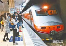 未來疫情持續升溫 台鐵:將拒載未戴口罩乘客