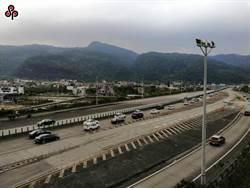 省道公路疏運佳! 春節新通車路段發揮功效