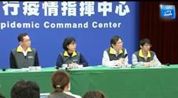 無社區感染 指揮中心:不建議學生上學戴口罩