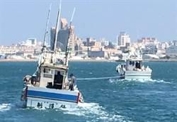 澎湖新得發16號漁船擱淺獲救 2船員脫困