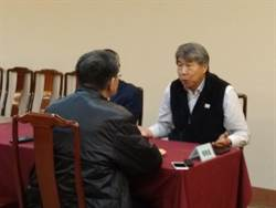 國民黨主席補選張亞中領表 參選資格尚待黨部確認