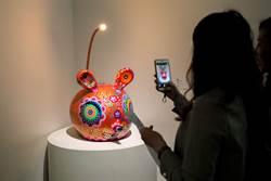 藝術正能量防疫 鼠來寶期許美好生活
