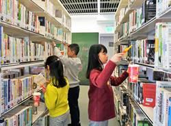 林口分館「開學燈」 邀小朋友提燈籠找好書