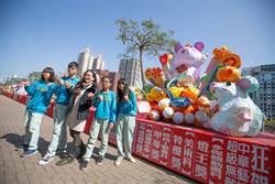 中華藝校多媒體動畫科 連兩年奪高雄燈會高中組燈王