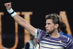 澳網》提姆逆轉勝 將與喬帥爭冠