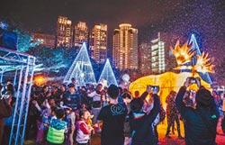 台灣燈會如期點燈 抗疫大挑戰
