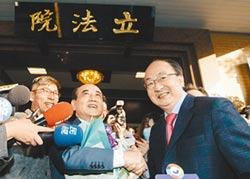 游蔡柯 民進黨新國會鐵三角確立