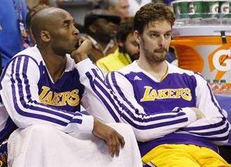 NBA》蓋索悼念布萊恩:這像一場噩夢