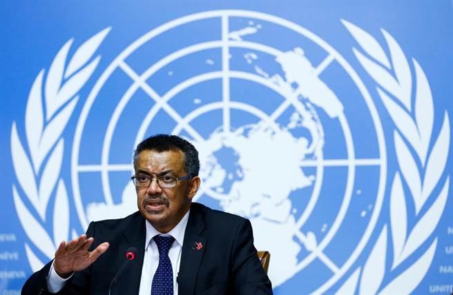 世界衛生組織宣布武漢病毒為全球緊急事件。(圖/路透社)
