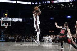 NBA》獻給Kobe!厄文誇張命中率轟54分