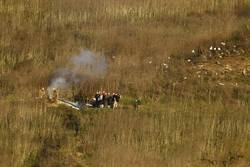 Kobe空難 直升機公司未獲儀器飛行許可