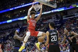 怒了啦!鵜鶘新秀自拍嗆爆NBA