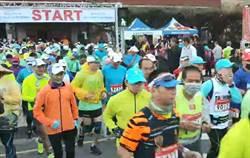 大湖馬拉松2500片口罩應戰  跑者憂換氣不順備而不戴