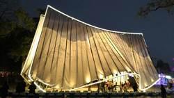 台日聯手打造2020台灣燈會15米高藝術燈組