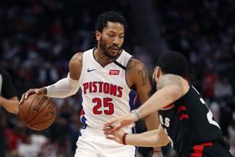 NBA》深陷交易傳言 羅斯高喊不想走