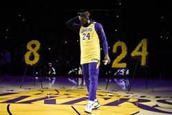 NBA》布萊恩遺願 名嘴:湖人該奪冠了