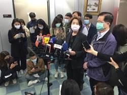 北市副市長:衛生局釋20萬片戰備口罩 支援醫療人員