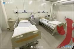陸肺炎擴大 武漢火神山醫院病房內部實拍圖曝光!