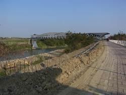 北港溪河濱公園工程 打造北港溪水岸綠地