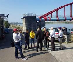 春節東港大橋3起車禍 會勘後將禁止汽車右轉堤防路