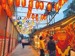 北港元宵踩街取消 燈會如期登場
