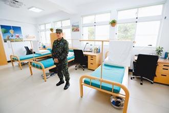 武漢台商 隔離軍營、閒置會所