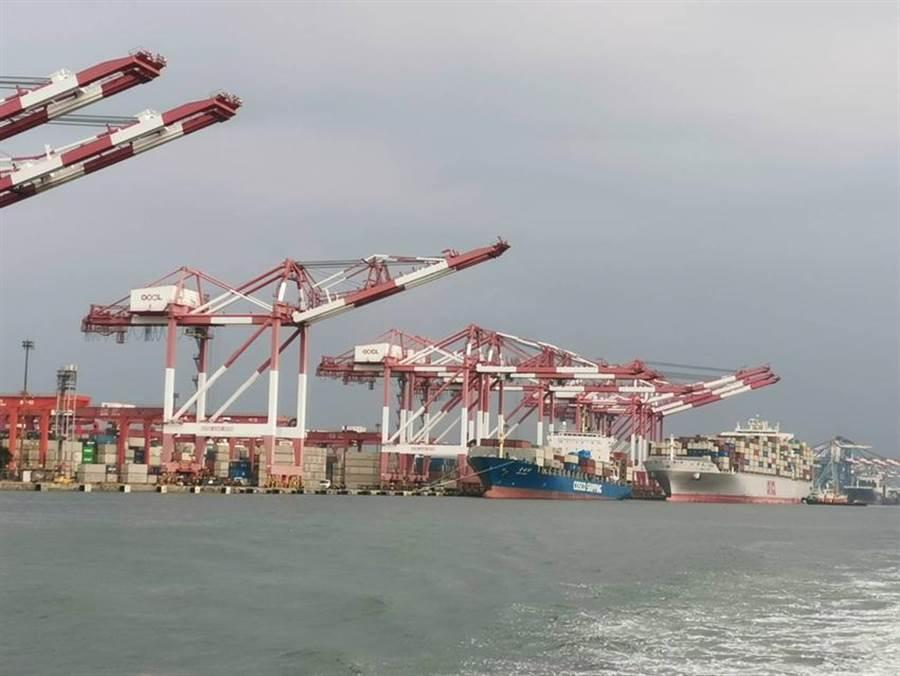 武漢疫情衝擊海運市場,商港協會要求港務公司減免費用。(圖/張佩芬)