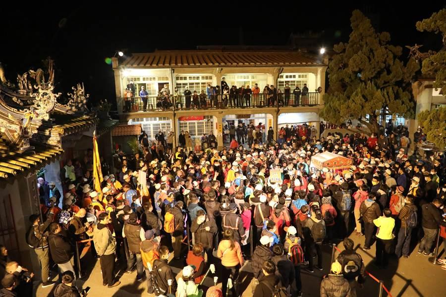 現場吸引數千民眾參與。(台南市政府提供/莊曜聰台南傳真)