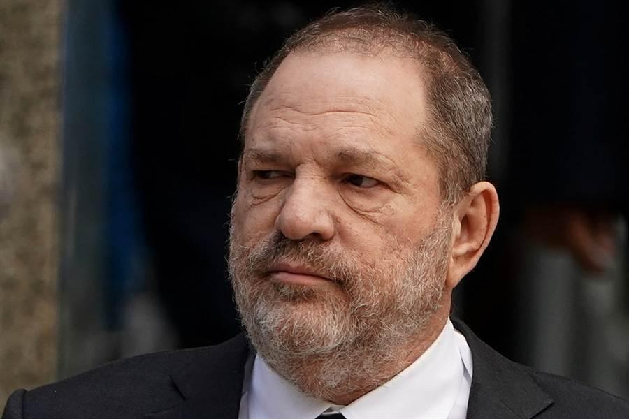 前好萊塢製片大亨哈維溫斯坦(Harvey Weinstein),遭多名女星指控性侵。(達志影像/shutterstock提供)