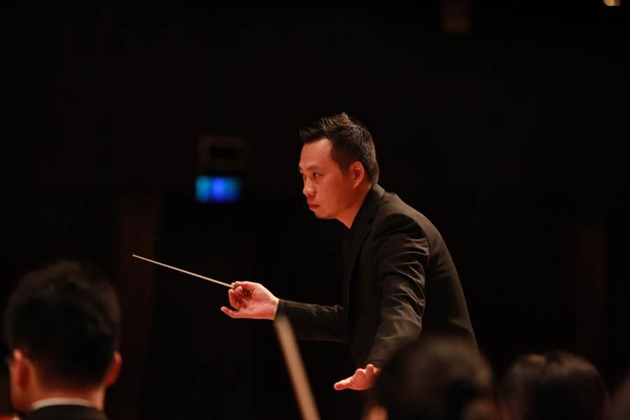 姜智譯即將在3月8日在台北市國家音樂廳舉辦闊別四年多的獨奏會。(姜智譯提供/許哲瑗新北傳真)
