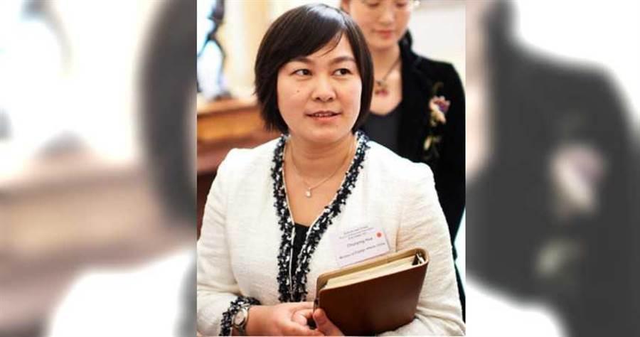 大陸外交部發言人華春瑩公開向外界求救。(圖/翻攝自維基百科)